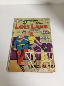 Superman's Girlfriend Lois Lane 10 Gd+ Good+ 2.5 Tape