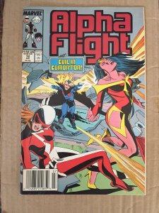 Alpha Flight #72