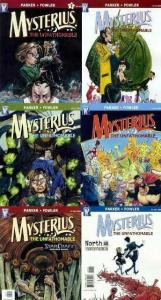 MYSTERIUS (2009 WS) 1-6  COMPLETE!