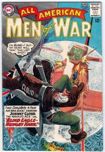 All-American Men of War #102 (Apr-64) FN/VF Mid-High-Grade Johnny Cloud