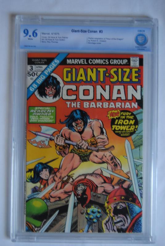 Giant-size Conan, #3, 9.6