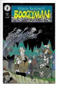 Sergio Aragones Boogeyman #3 (Dark Horse, 1998) VG/FN