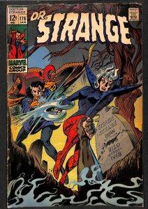 Doctor Strange #176 (1969)