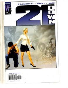 6 Comics 21 Down 2 Sci-Tech 1 Dark One's 3 Empty Zone 4 Morrigan 1 White 1 J310