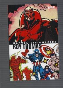 Marvel Visionaries: Roy Thomas #1 (2006) TPB SRP 34.99
