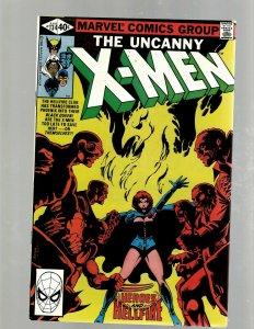 (Uncanny) X-Men # 134 NM Marvel Comic Book Beast Angel Cyclops Magneto SM19
