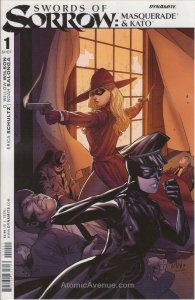 Swords Of Sorrow: Masquerade And Kato Special #1 VF/NM; Dynamite   save on shipp