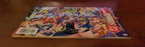 DC VERSUS MARVEL #2 NM- Dan Jurgens Signature!!!!