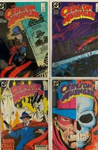 The crimson avenger set:#1-4 6.0 FN (1988)
