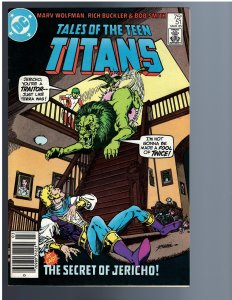 Tales of the Teen Titans #51 (1985)