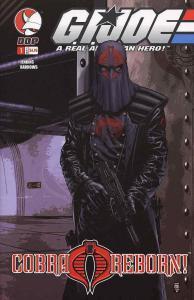 G.I. Joe: Cobra Reborn #1A VF/NM; Devil's Due   save on shipping - details insid