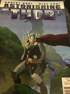Marvel Astonishing Thor #1 Mint