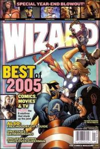 Wizard Magazine #171, NM- (Stock photo)