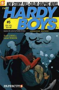 Hardy Boys (Papercutz), The TPB #5 VF/NM; Papercutz | save on shipping - details