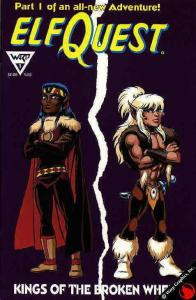 Elfquest: Kings of the Broken Wheel #1 FN; Warp | save on shipping - details ins