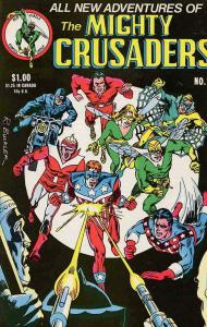 All New Adventures of the Mighty Crusaders #1 FN; Red Circle | save on shipping