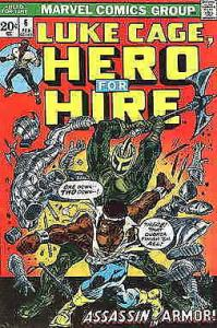 Hero for Hire #6 VG; Marvel | low grade comic - save on shipping - details insid