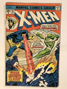 X-Men 93 - Last Reprint Issue before Giant-Sized X-Men