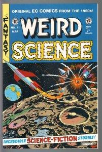 Weird Science-#11-1995-Fantasy-Gemstone-EC Reprint