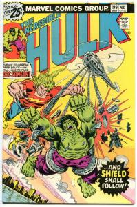 HULK #199, VF/NM, vs SHIELD, Trimpe, Marvel, 1968, Incredible, more in store
