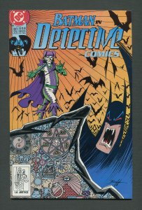 Detective Comics #617 / 9.2 NM- (JOKER)  July 1990 (D)