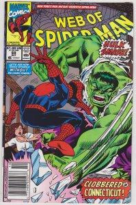 Web of Spider-Man #69