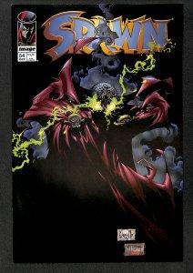 Spawn #54 (1996)