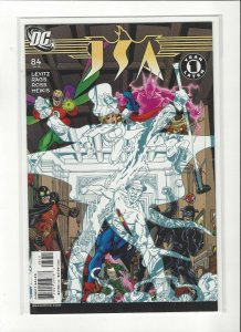 JSA #84 DC Comics  NM