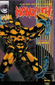 Monolith (Comico) #3 VF/NM; COMICO | save on shipping - details inside