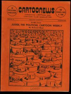CARTOONEWS #15-1977-JUDGE MAG-JOHN PRENTICE FN