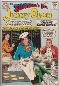Jimmy Olsen, Superman's Pal  #38 (Jul-59) VF/NM High-Grade Jimmy Olsen