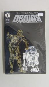 Star Wars Droids (2nd Second Series) - #1 to #6 whole set - VF - 1994