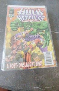 Incredible Hulk: Hercules Unleashed #1 (1996)