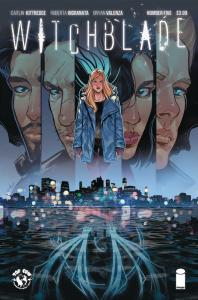 Witchblade #5 (Image, 2018) NM