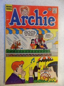 ARCHIE # 151 ARCHIE JUGHEAD VERONICA BETTY RIVERDALE