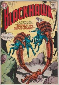 Blackhawk #181 (Feb-63) VF/NM High-Grade Black Hawk, Chop Chop, Olaf, Pierre,...