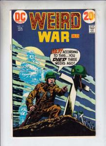 Weird War Tales #11 (Feb-73) FN+ Mid-Grade