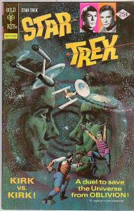 Star Trek #33 (Sep-75) VF+ High-Grade Captain Kirk, Mr Spock, Bones, Scotty