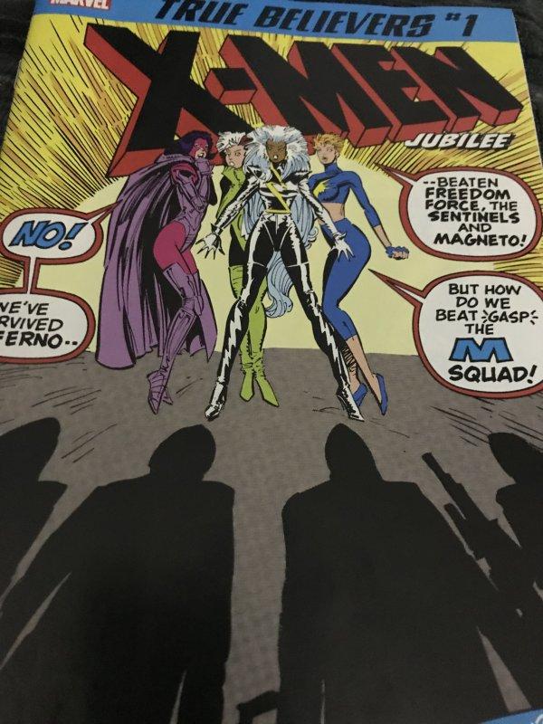 Marvel X-Men True Believers #1 Mint