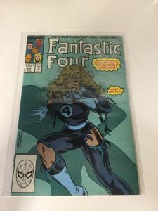 Fantastic Four 332 Nm- Near Mint- Marvel Comics