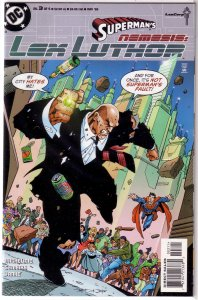 Superman's Nemesis  : Lex Luthor #3 of 4 VF