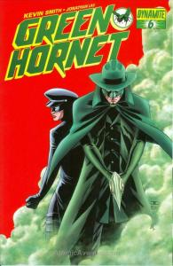 Green Hornet (Dynamite) #6B VF; Dynamite | save on shipping - details inside