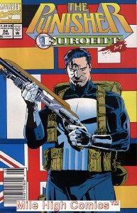 PUNISHER  (1987 Series)  (MARVEL) #64 NEWSSTAND Good Comics Book