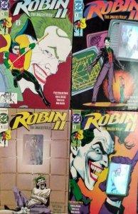 Robin II #2 (1991 [January 1992], DC)