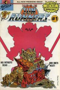 Tales of the Sun Runners #1, VF (Stock photo)