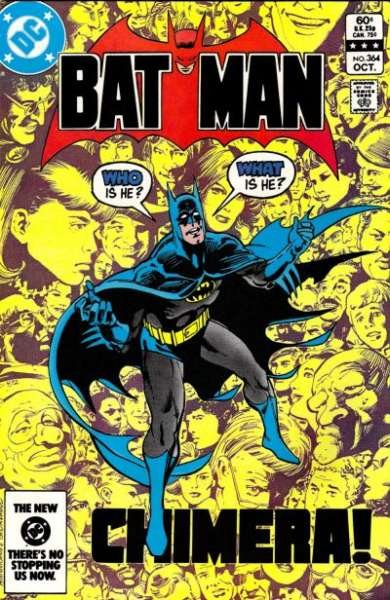 Batman (1940 series) #364, VF (Stock photo)