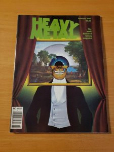 Heavy Metal Vol. 3 #10 ~ NEAR MINT NM ~ February 1980 illustrated Magazine