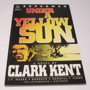 Superman Under a Yellow Sun A Novel By Clark Kent 1 GN NM/NM+ 9.4~9.6 Lex Luthor