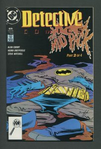Detective Comics #605  / 9. 4 NM  September 1989