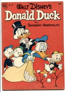 Donald Duck in Southern Hospitality -Four Color Comics #379 VG+